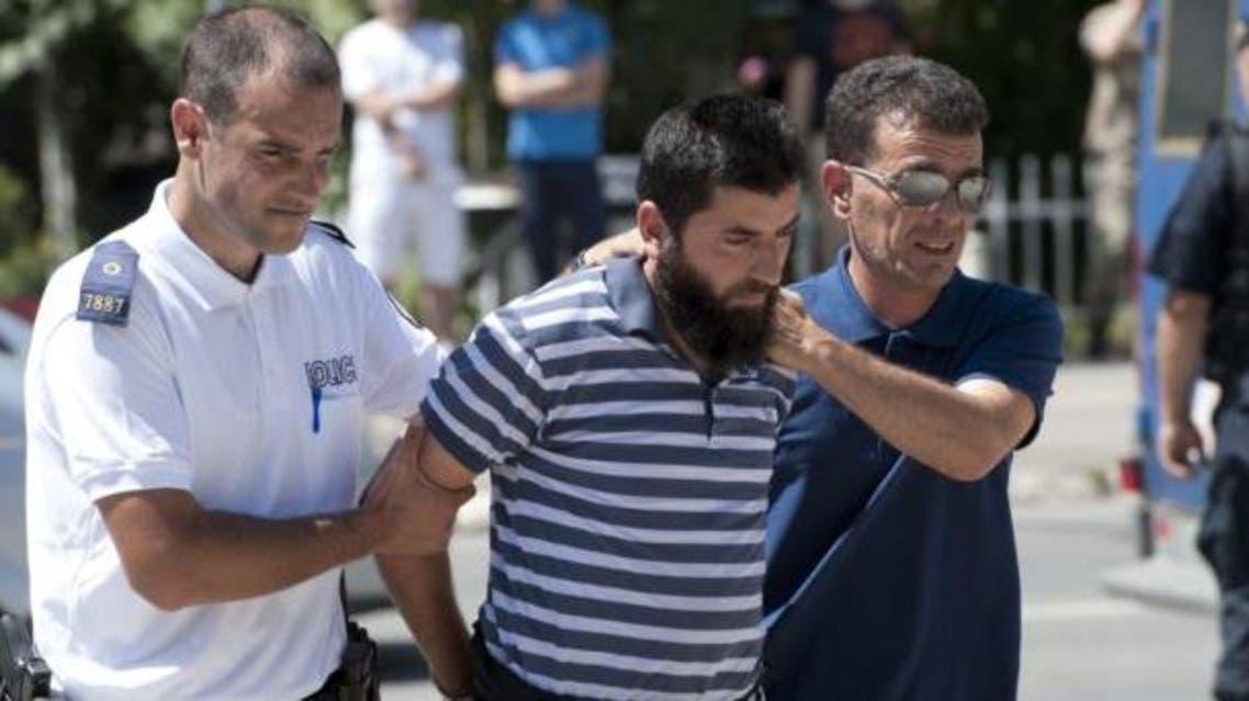 معتقل بوسني قاتل مع المتطرفين في العراق و سوريا