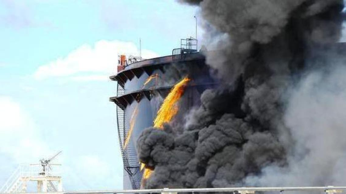 حقل المبروك النفطي في ليبيا