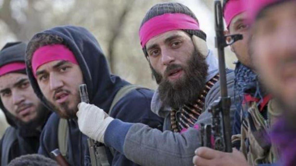 داعش کے غیر ملکی جنگجو [فائل فوٹو]