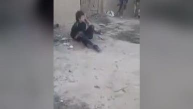 فيديو بشع.. الجيش العراقي يعدم طفلا في ديالى