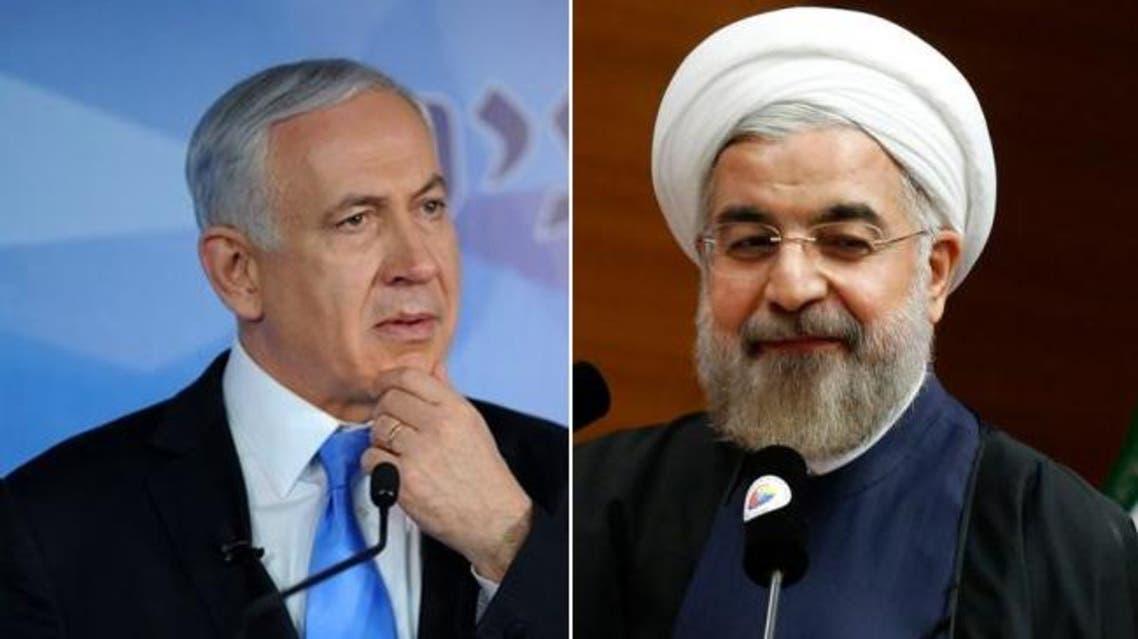 الرئيس الإيراني لنتنياهو