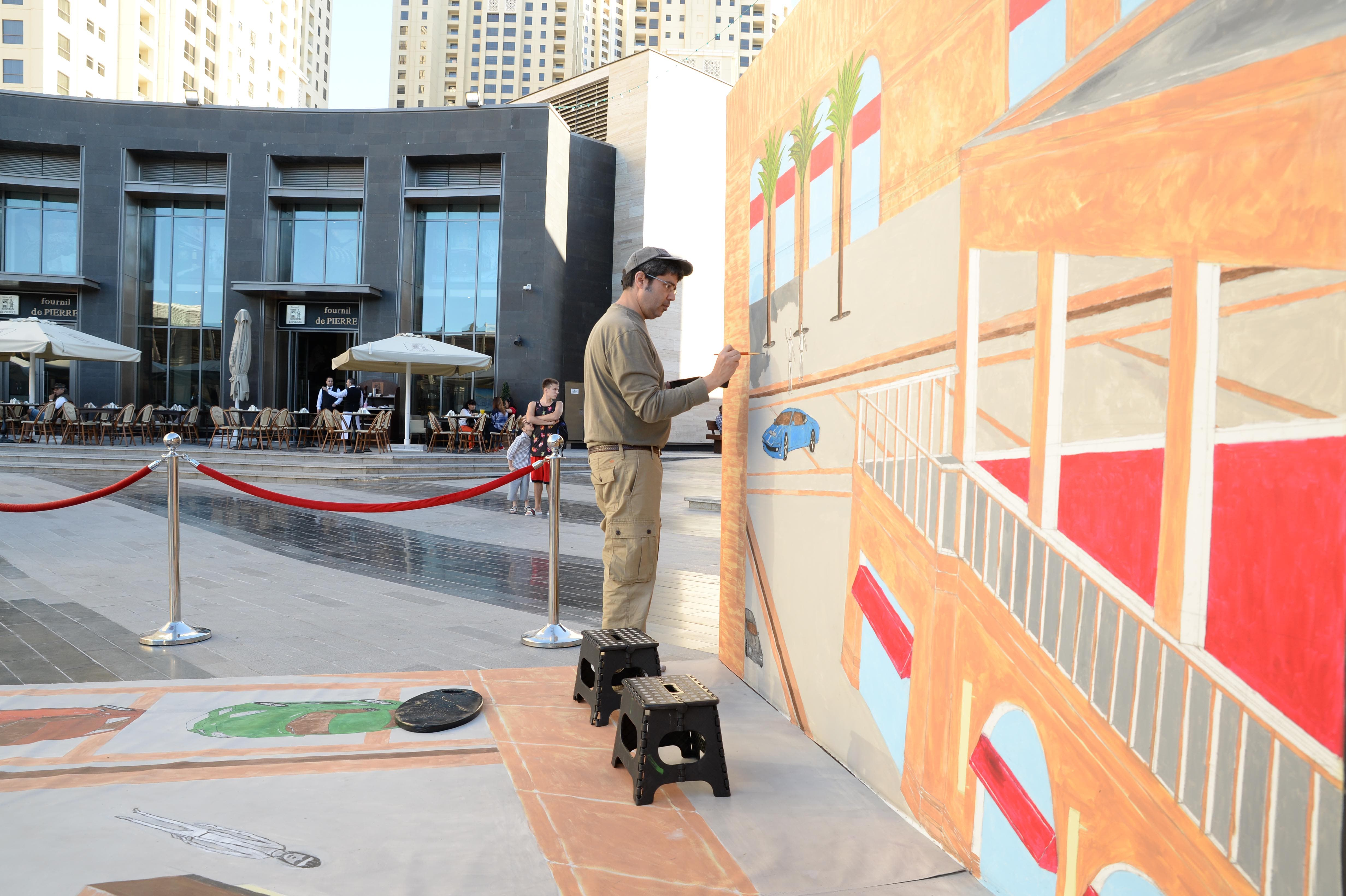 Dubai Canvas