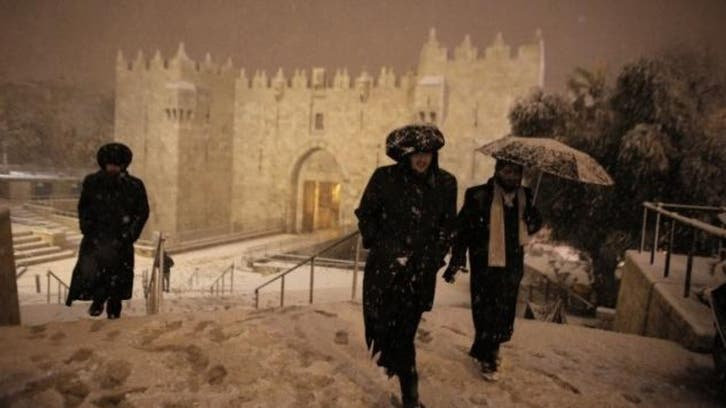 UK bans ad for implying Old Jerusalem part of Israel