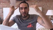 Watch Russell Brand blaming Britain's 'corrupt' society for radicalization