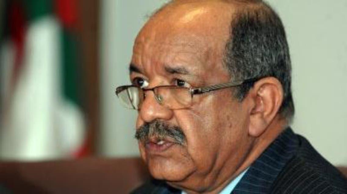 الوزير المنتدب للشؤون المغاربية والإفريقية الجزائري عبدالقادر مساهل