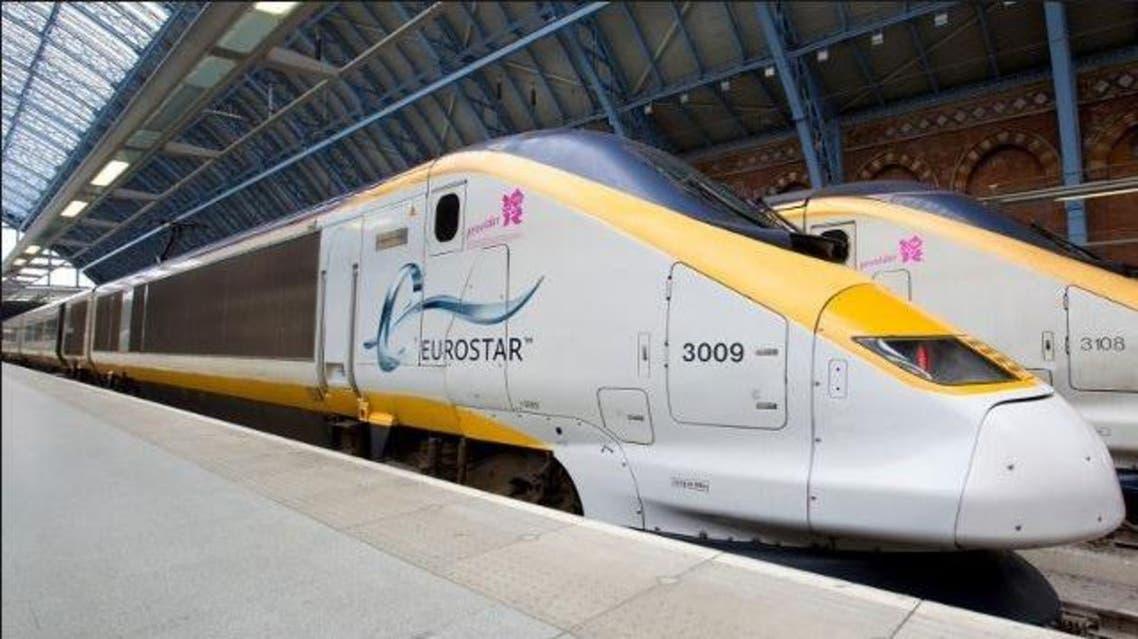 شركة يوروستار للقطارات السريعة