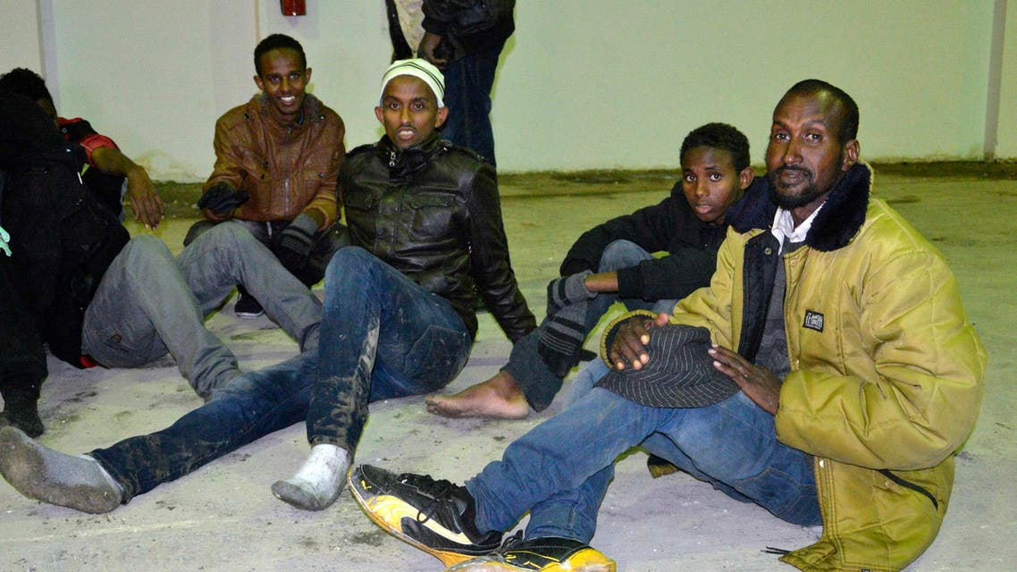 African migrants Tunisia Italy AFP