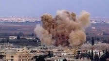 براميل الأسد المتفجرة تمطر المدن السورية