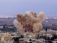 النظام السوري يمطر درعا بالصواريخ والبراميل المتفجرة