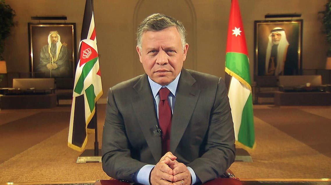 Jordan King (Petra)
