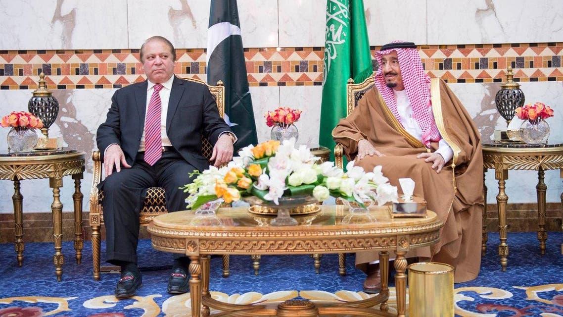 Saudi King Salman Pakistan President SPA