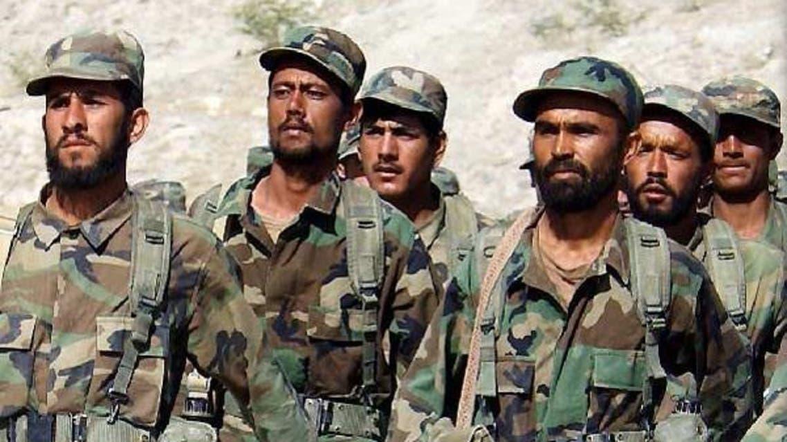 الجيش الافغاني