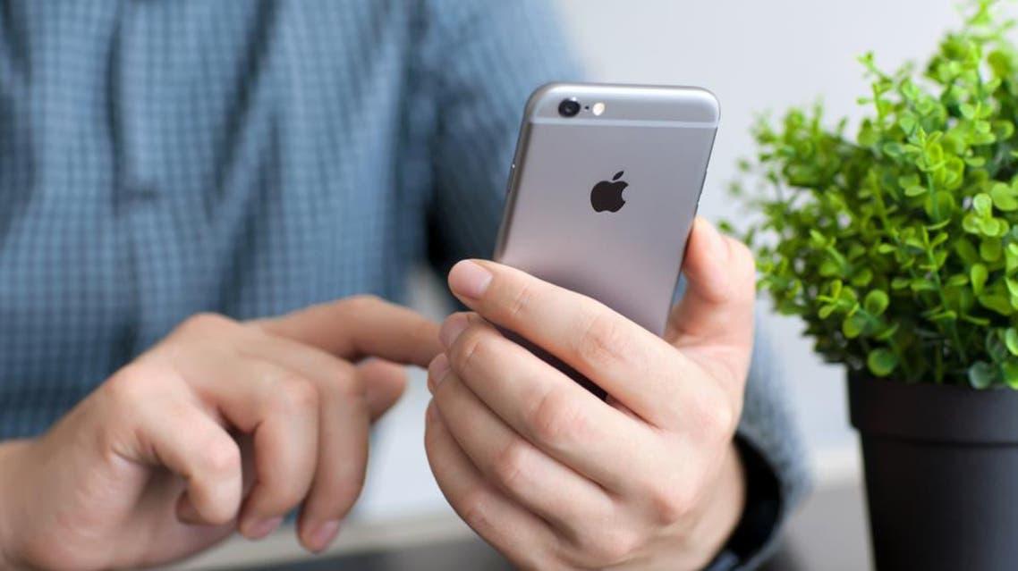 Apple phone Shutterstock