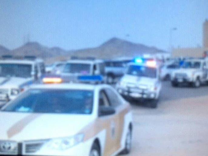شرطة العاصمة المقدسة تضبط عصابة نشل وسلب