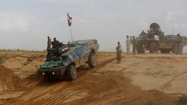 القوات العراقية تتقدم في تكريت والأنبار وصلاح الدين