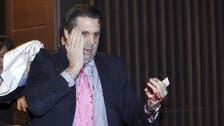 S. Korean slashes U.S. ambassador's face with knife