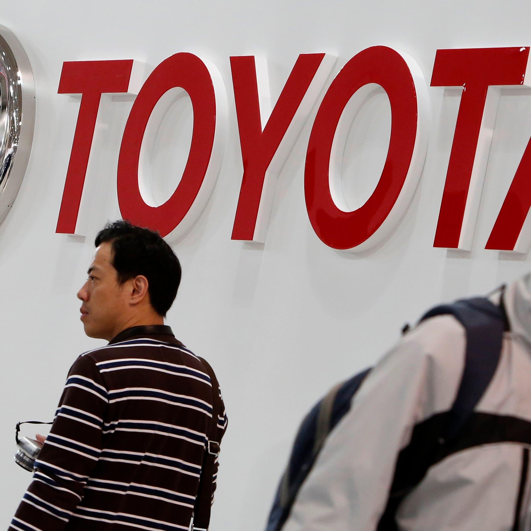تويوتا تخفض إنتاجها 10% في يوليو بسبب كورونا