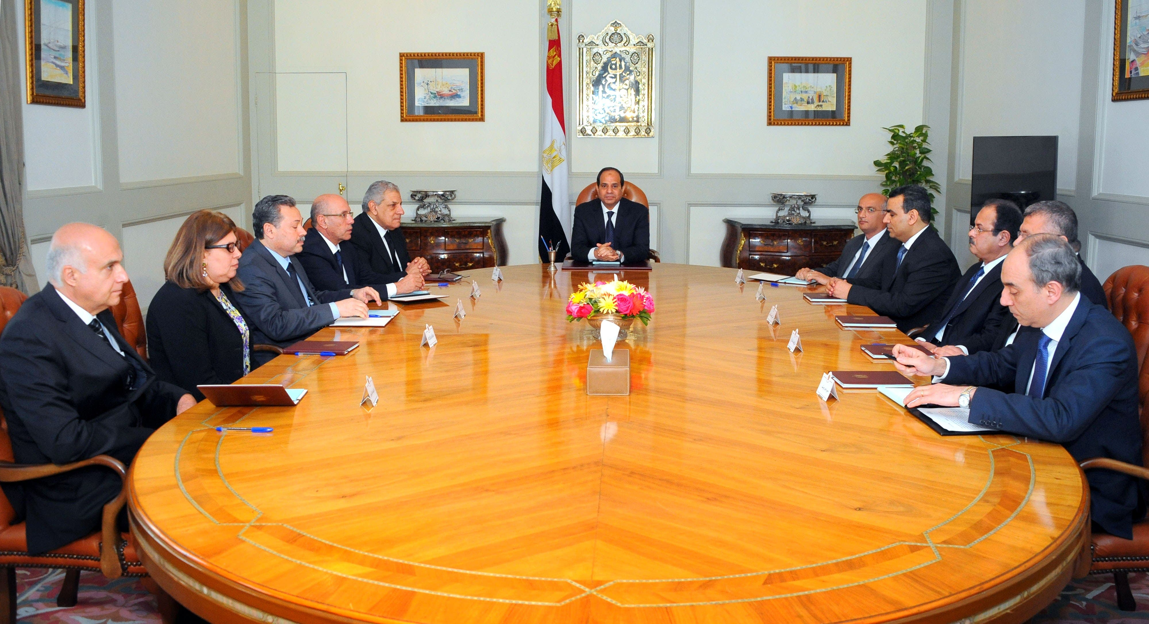Egypt replaces interior minister in cabinet reshuffle - Al Arabiya ...