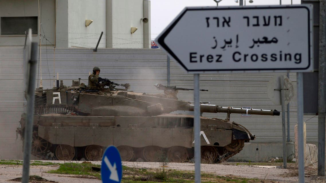British lawmakers push for Gaza access debate (File photo: AP)