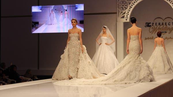 Uae Bridal Show Draws In Lovebirds Wedding Planners Al Arabiya English