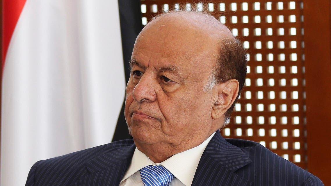 الرئيس اليمني عبدربه منصور هادي new