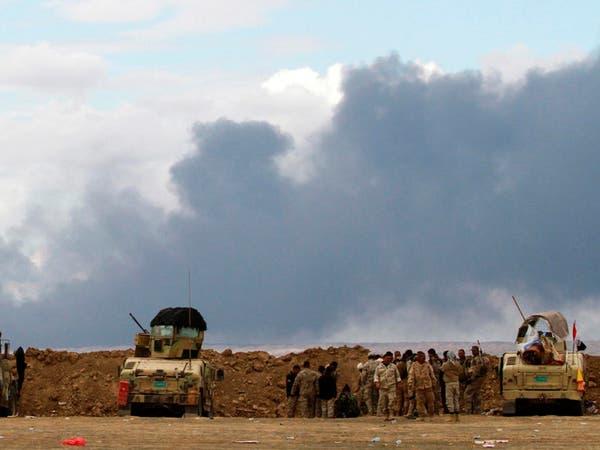 """العراق.. القوات المشتركة تطرد داعش من بلدة """"العلم"""""""