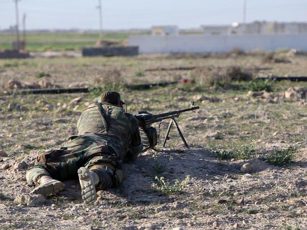 القوات العراقية تدخل مدينة الدور على مشارف تكريت