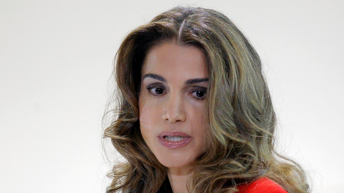 ISIS 'bunch of crazy people': Jordan's Queen Rania (AP)