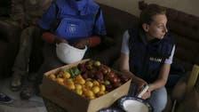 U.N. shrinks food aid to Syria refugees in Turkey as cash low