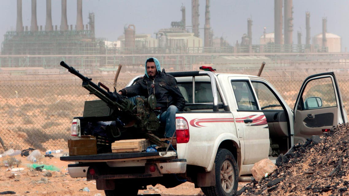 Libya's oil security forces say re-take control after Al Ghani oilfield attack (AP)