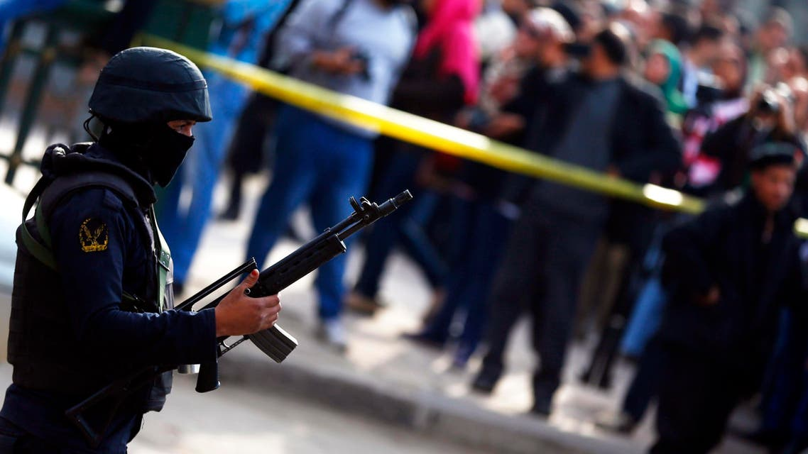 CAiro - Reuters security