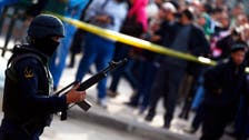 One killed in bomb blast in Egypt textile hub