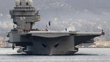 U.S. military chief to visit French carrier in Gulf