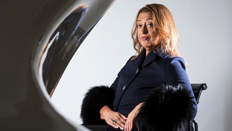meet zaha hadid the worlds most famous female architect - The Most Famous Architects