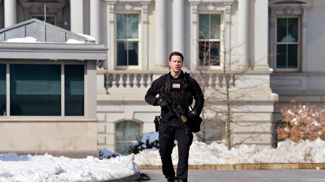 White House Reuters South Lawn Reuters