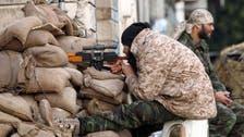 U.N. experts concerned Libya arms could be diverted to militias