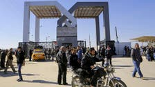 Egypt to temporarily reopen Rafah crossing with Gaza