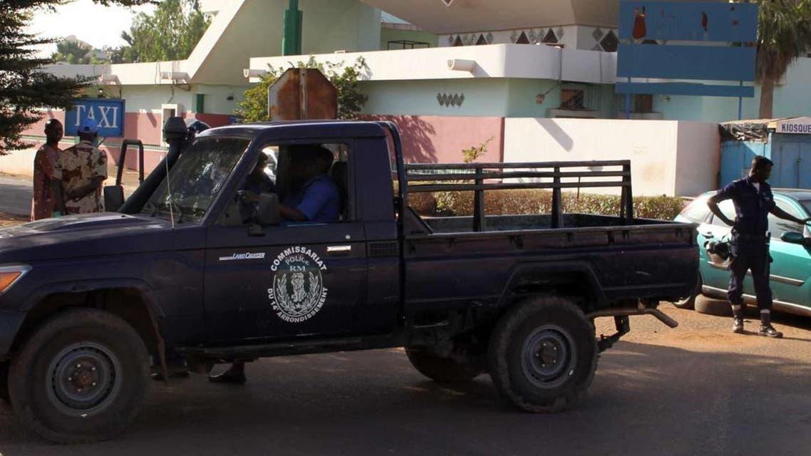 شرطة باماكو