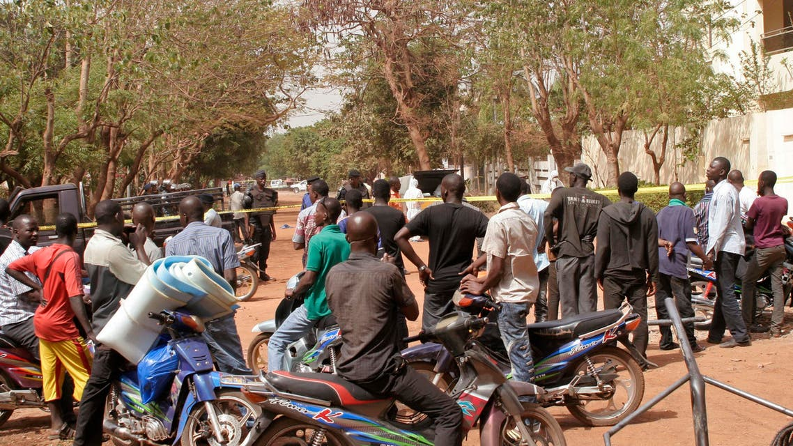 Mali attack AP