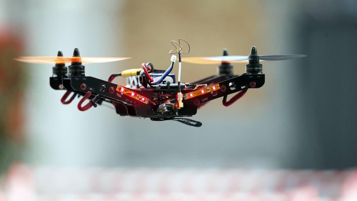 Drone Belgioum AFP