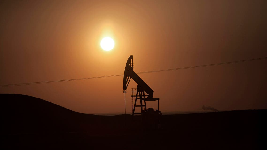 Syria oil Kurdish  AP