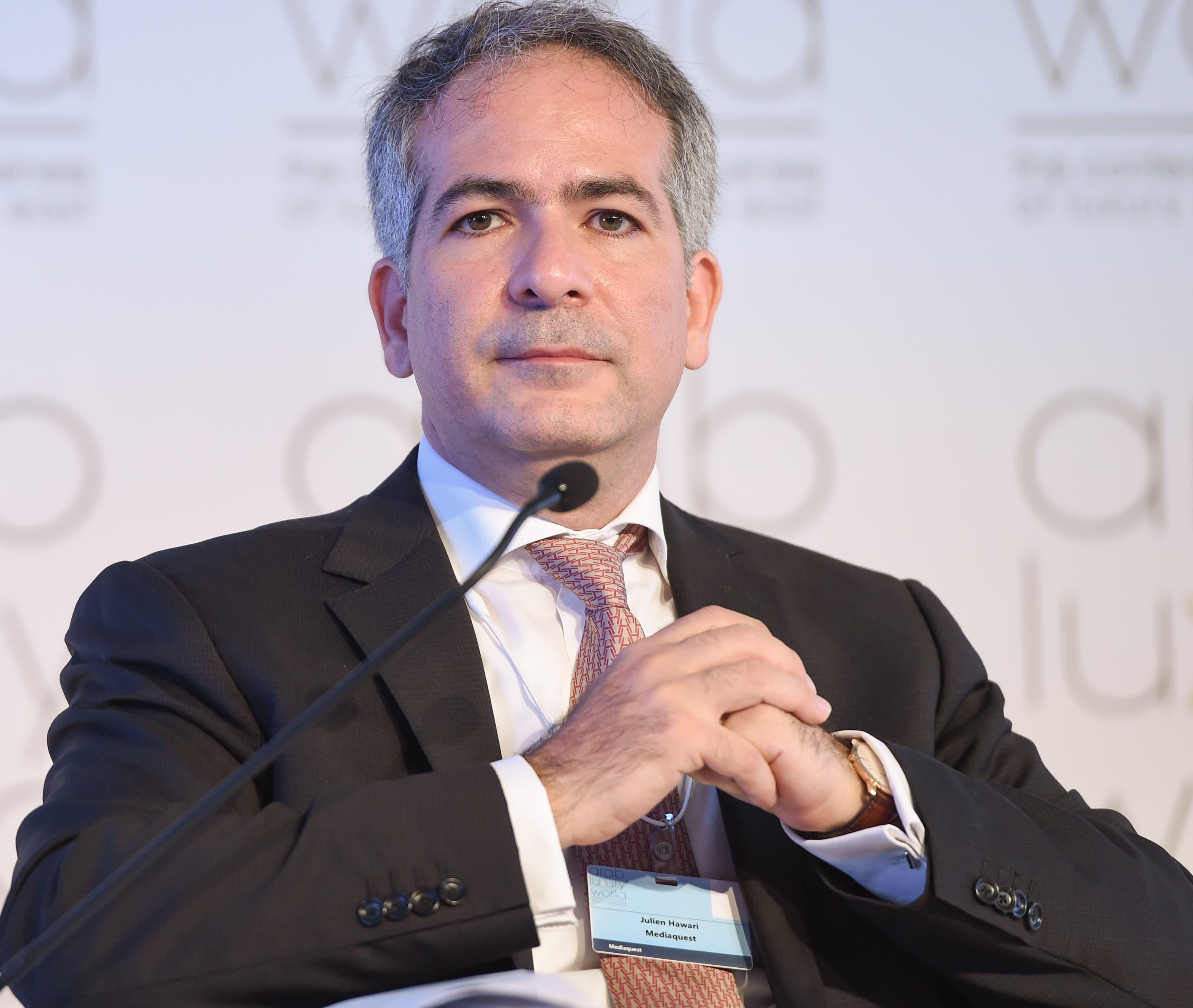 Julien Hawari, Mediaquest's Co-CEO. (Courtesy: Mediaquest)