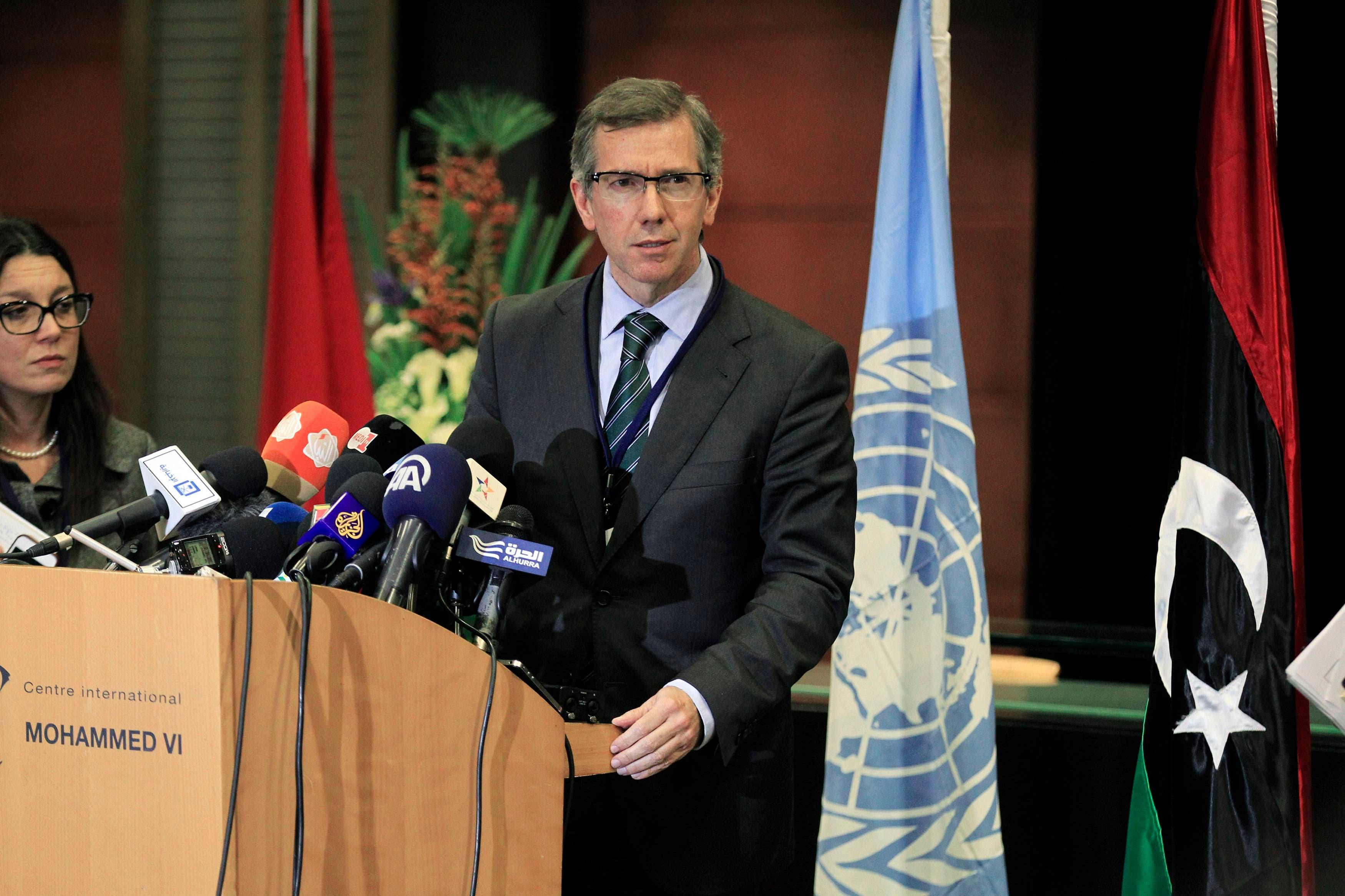 UN - Libya Reuters