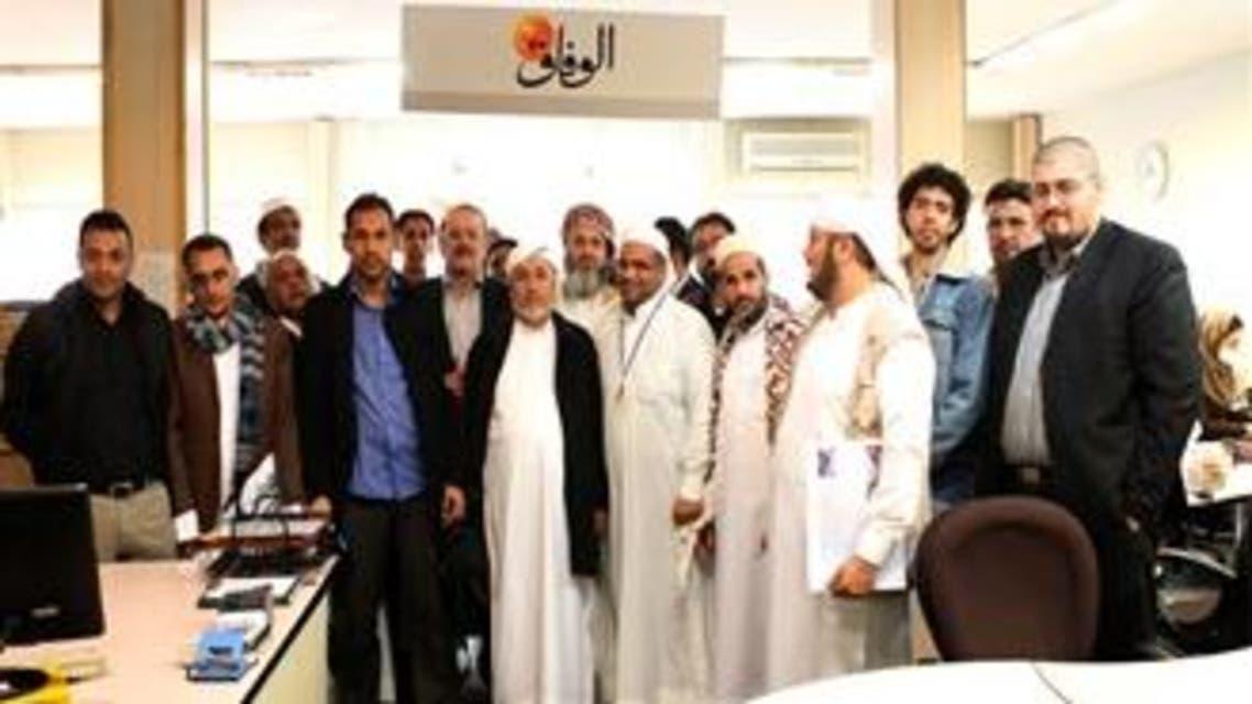 هیئت حوثی در تهران