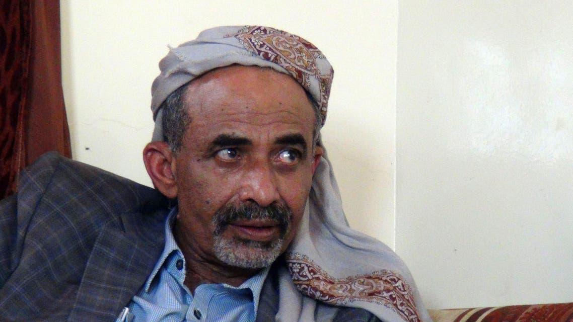 Yemen's Defence Minister General Mahmud Subaihi AFP