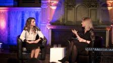 الملكة رانيا تدعو لاستثمار المواهب العربية