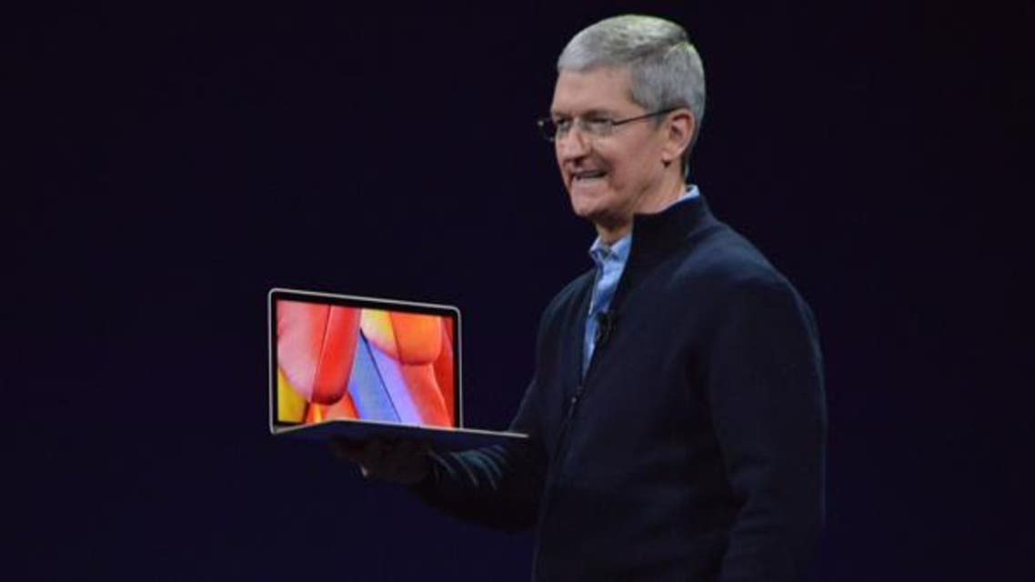 MacBook الجديد