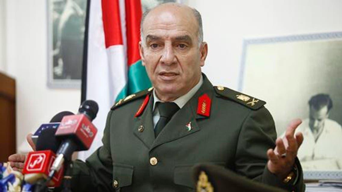 اللواء عدنان الضميري المتحدث باسم الأجهزة الأمنية الفلسطينية