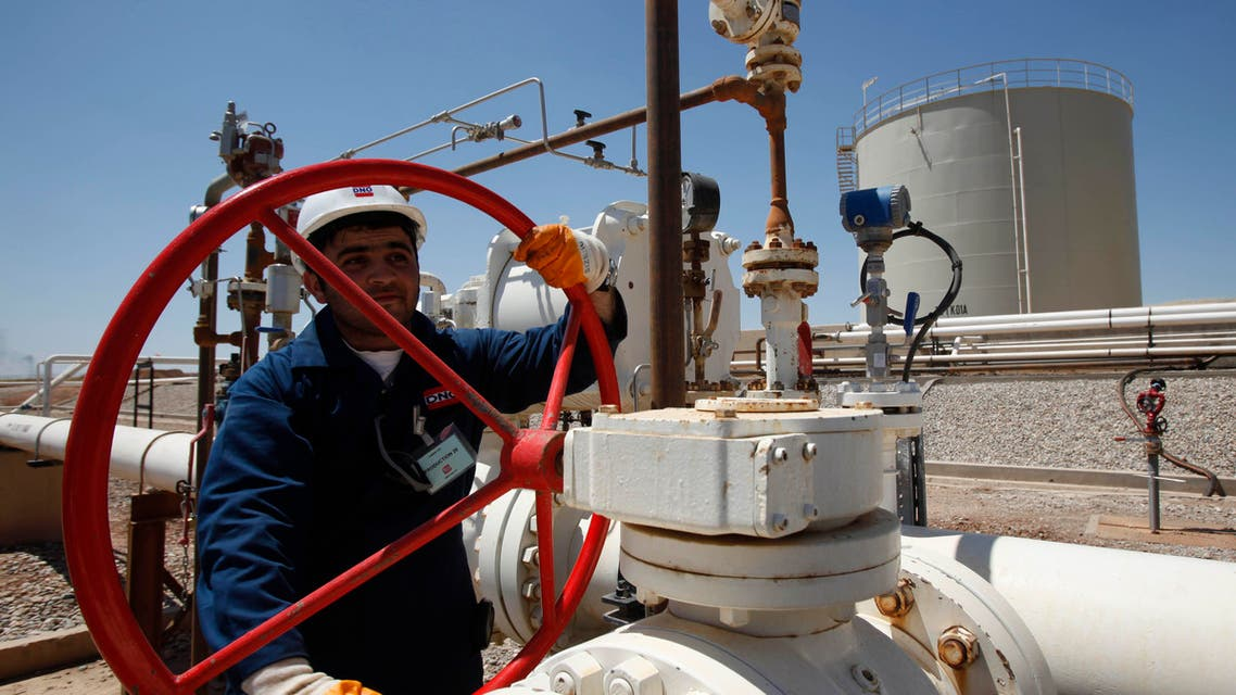 Iraq Kurdistan oil AP