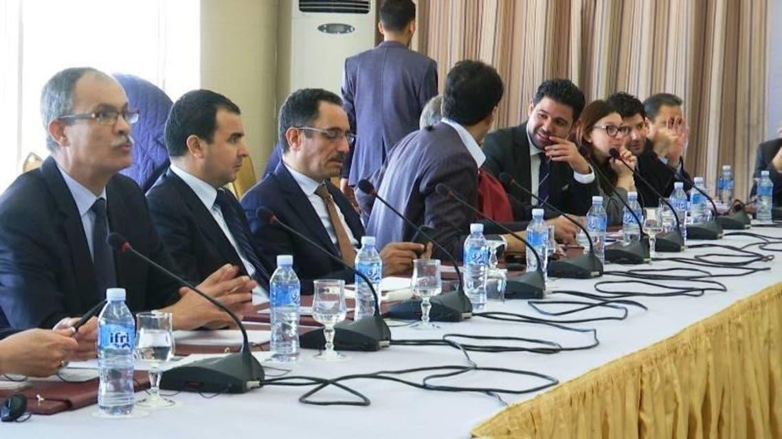 جولة حوار الليبيين في الجزائر